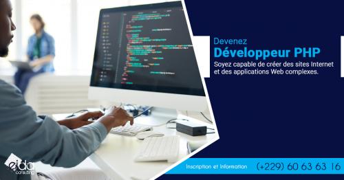 Développeur WEB PHP / Développeur BackEnd
